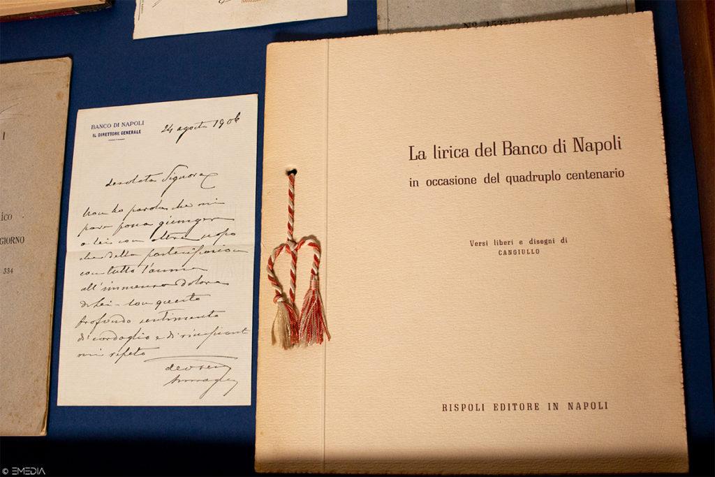 Banco di Napoli: un grande Istituto in mostra al Museo di Napoli