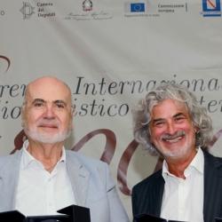Antonio Corvino e Francesco Saverio Coppola