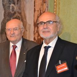 Nicola Squitieri e Francesco Saverio Coppola